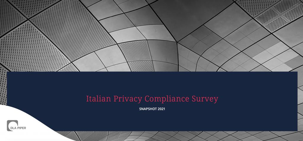 sondaggio privacy compliance